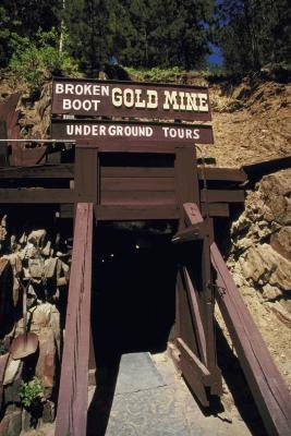 Cómo Obtener oro en la roca
