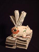 Cómo recibir una pensión GS durante un divorcio militar