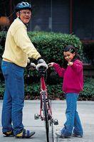 Cómo montar una bici de dos ruedas