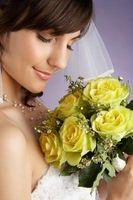 Cómo crear un ramo de la boda