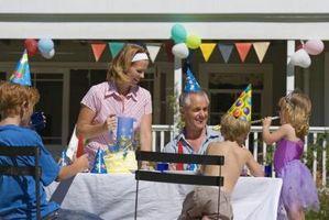 Ideas para discursos de cumpleaños