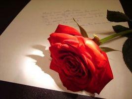 Cómo escribir cartas de amor