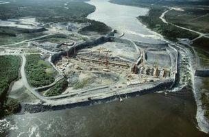 Tipos de energía hidroeléctrica