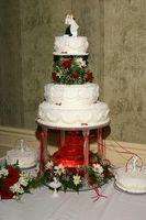 Diferentes Ideas tarta de boda