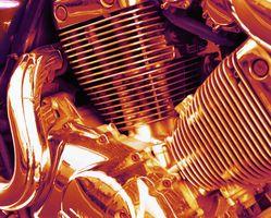 Especificaciones del motor GM Marina