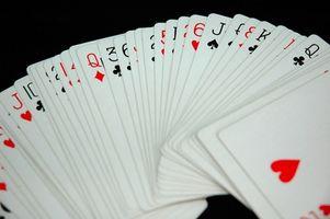 Reglas para el juego de tablero de Cribbage