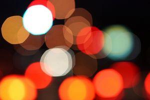 Efectos de iluminación de interior