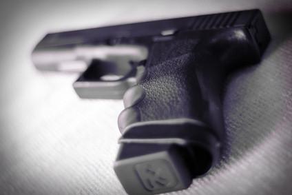 ¿Cuándo debe ser repintado una pistola Glock?
