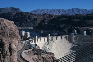 Actividades de energía hidroeléctrica para Niños