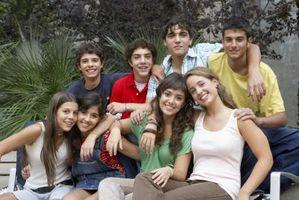 Datos acerca de la inseguridad en los adolescentes