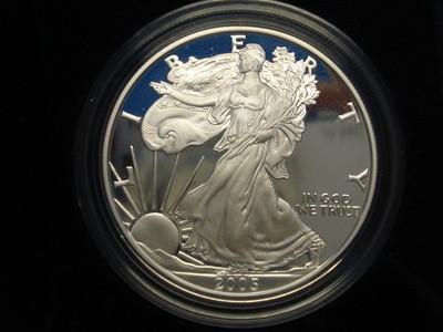 Cómo limpiar monedas de dólar de plata