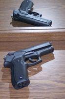 Cómo buscar un número de serie del arma