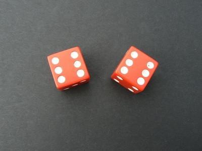 Instrucciones de Juegos juega con dados
