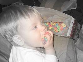 Cómo establecer una programación para un One-Year-Old