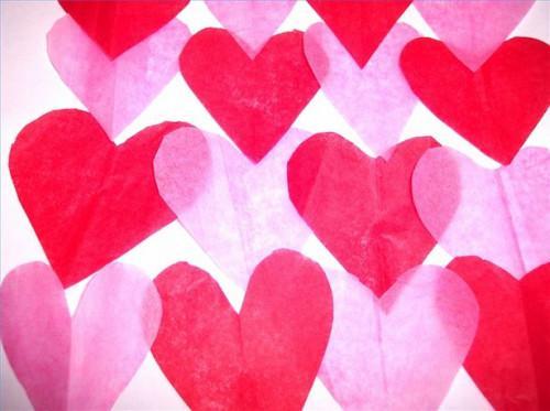 Ideas hechas en casa del día de San Valentín para los individuos