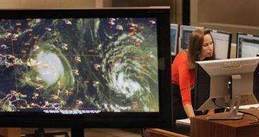 Cómo utilizar datos meteorológicos globo de mapa de temperatura atmosférica