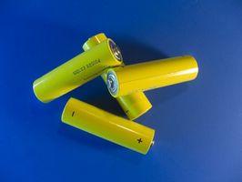 Tipos de Baterías y sus usos
