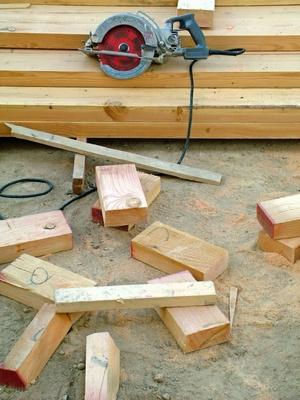 Cómo cortar bordes rectos