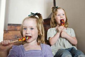 Juegos de dulces para los niños