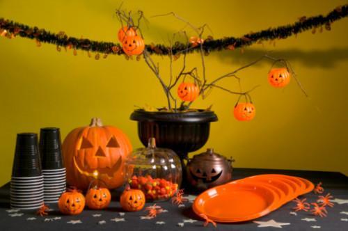 Juegos de sociedad de Halloween para adultos en la iglesia