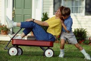 Cómo convertir carro de un niño a un carro