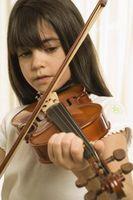 En caso de que un niño sea forzado a continuar Lecciones de violín?
