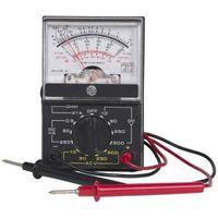 Como prueba de diodos con un voltímetro