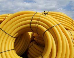 Cómo hacer añicos un tubo de PVC