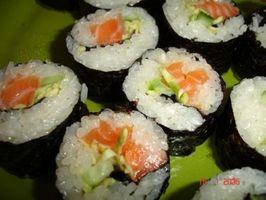 Cómo hacer su propio sushi Juego