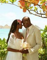 Consejos para elegir los vestidos de boda de playa de Hawai