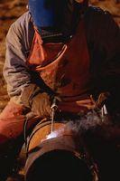 Cómo formar soldaduras de cobre
