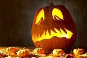 ¿Por qué es el Orange Asociada color Con Halloween?