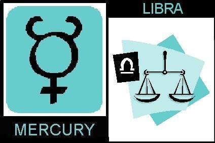 Cómo utilizar Mercurio en Libra