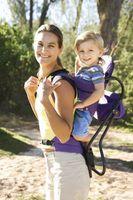 Cómo prepararse para una caminata con un niño
