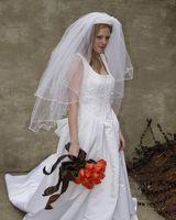 Los peinados de boda del Líbano