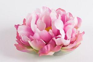 Cómo hacer una boda hecha en casa floral de seda de la torta
