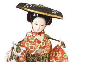 Vestido de novia tradicional japonesa