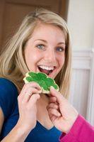 Ideas de alimentos verdes para el partido del día de San Patricio