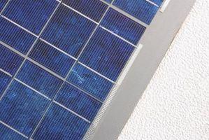 Proyectos solares motor eléctrico