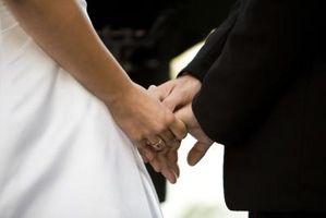 Lista de verificación para planificar su boda en 4 meses