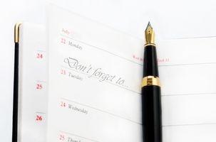 Cómo crear una lista de comprobación de la boda