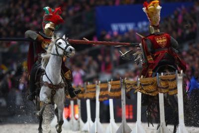 Los eventos más populares en los torneos medievales