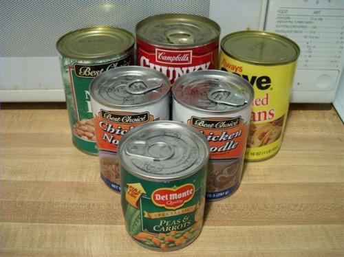 Recomendaciones LDS almacenamiento de alimentos