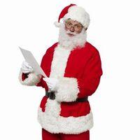 Ideas para escribir cartas de Santa