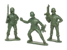 ¿Cómo hacer un traje de soldado de juguete