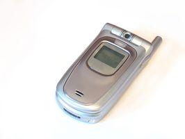 El teléfono celular efectos de sonido