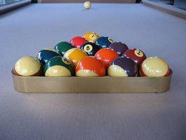 Cómo mover una tabla de monedas ranura piscina