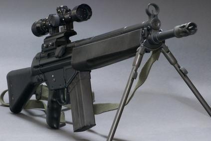 Cómo personalizar el rifle Ruger 10/22