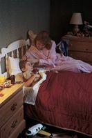 Cómo detener la tos Night Time para que su hijo puede dormir