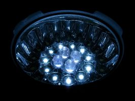 DIY LED de alimentación
